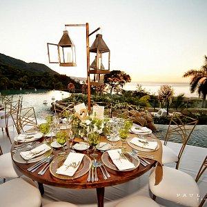Wedding Receptions at Garza Blanca Preserve
