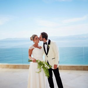 The Perfect Ceremony Site at Garza Blanca