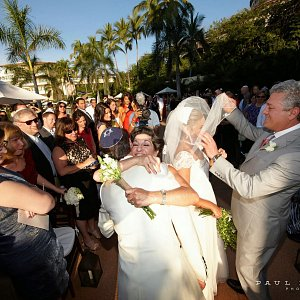 Personalized wedding coordinator services