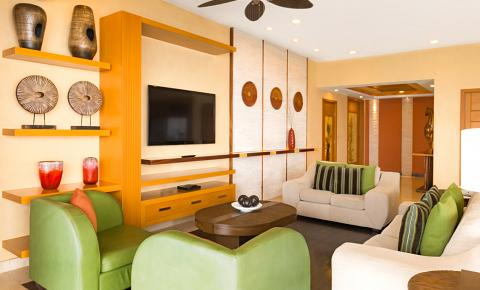 Two Bedroom Panorama Suite