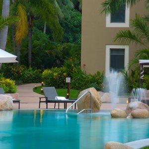 Garza Blanca Resort Pool