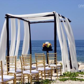 Wedding Ceremonies at garza blanca 2