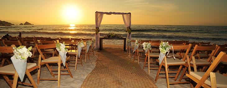 Garza Blanca's Reception Venues, Weddings in Puerto Vallarta