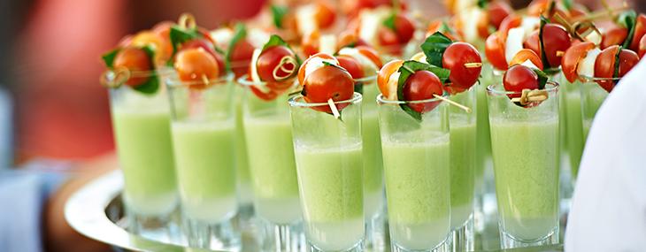 Food & Drink at your Wedding Hotel Garza Blanca