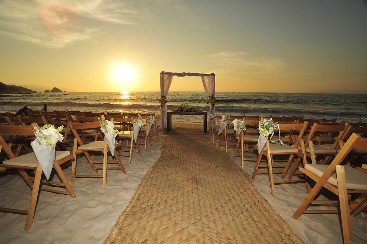 Beach Reception Venues in Puerto Vallarta