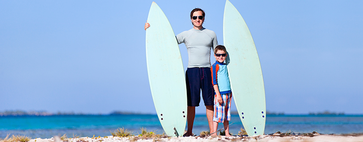 Make this Father's Day about Experiences