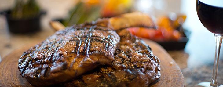 Steak, BocadosSTK Restaurant at Garza Blanca Puerto Vallarta