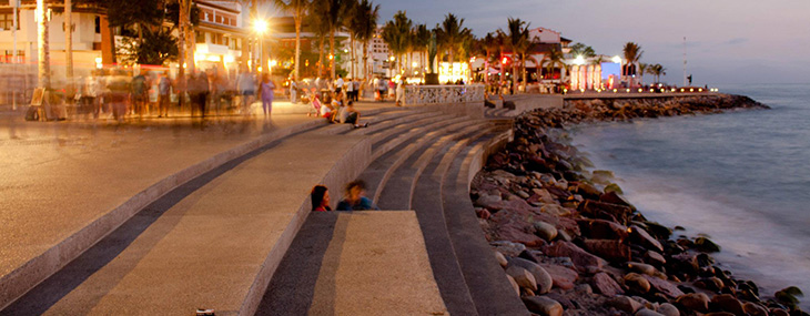 Puerto Vallarta's Revamped Malecón
