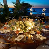 Wedding Dinner in Puerto Vallarta