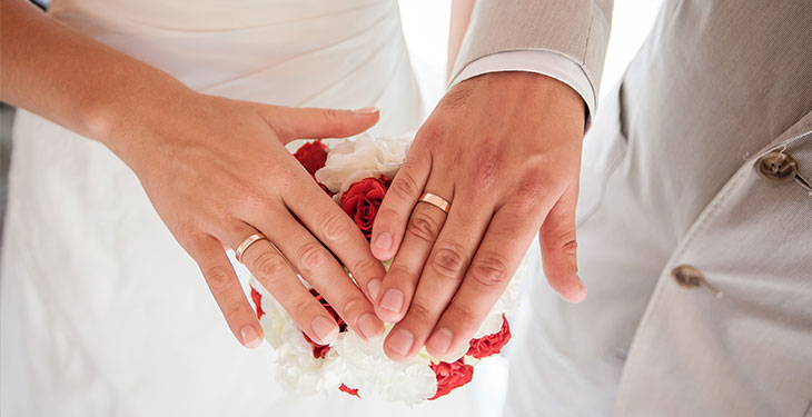 Wedding Rings Garza Blanca Puerto Vallarta