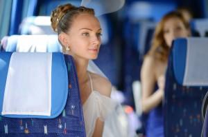 Transportation at Wedding Day
