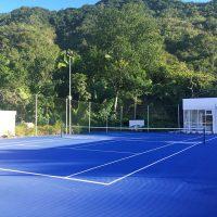 Tennis in Puerto Vallarta, Mexico