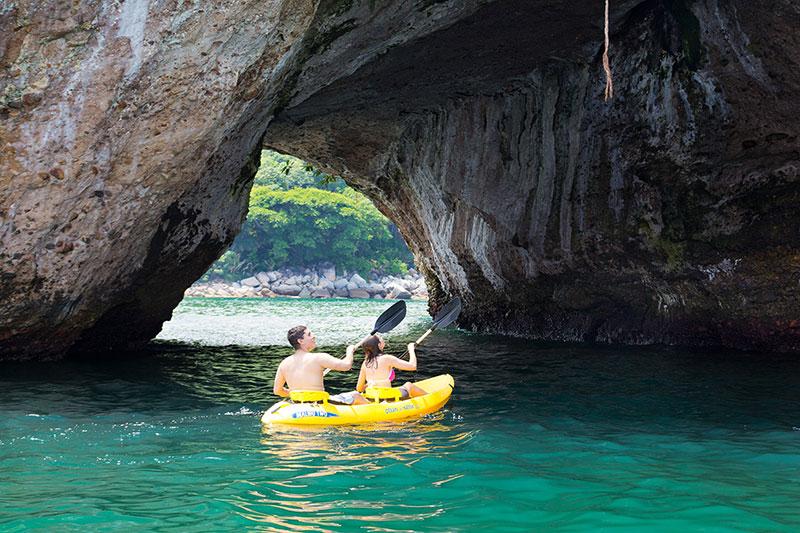 Los Arcos Islets In Puerto Vallarta