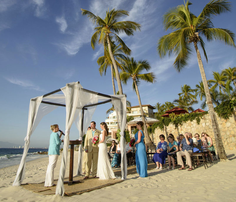 Garza Blanca Wedding Ceremony-beach-garza-blanca