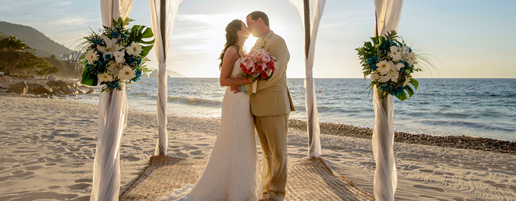 Fairytale Wedding Packages at Garza Blanca