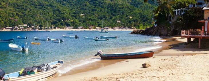 Yelapa: A Majestic Town South of Puerto Vallarta