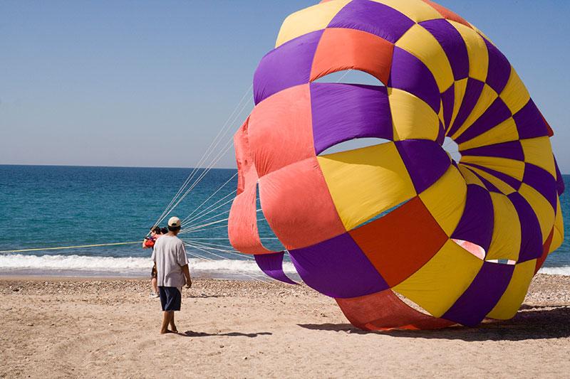 Puerto Vallarta Parachute
