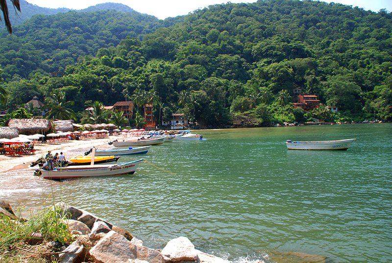 Boca de Tomatlán Puerto Vallarta