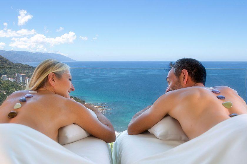 Honeymoon spa tratments for two in Puerto Vallarta