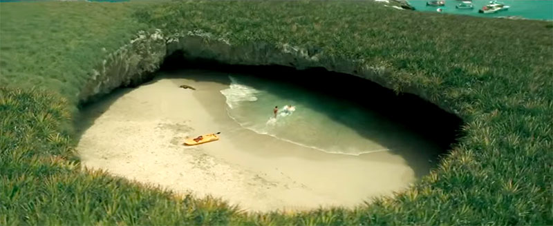 Las Islas Marietas Islands Hidden Beach Puerto Vallarta