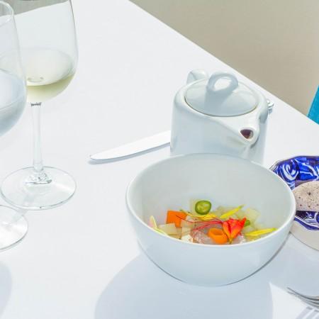 Puerto vallarta mexico garza blanca preserve resort spa for Avant garde cuisine