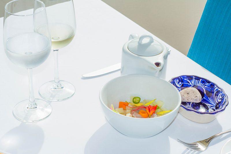 Mexican Avant Garde Cuisine at Blanca Blue Restaurant