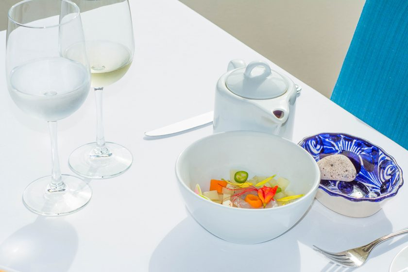 Mexican Avant-Garde Cuisine at Blanca Blue Restaurant
