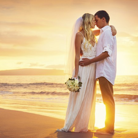 What's great about Beach Weddings