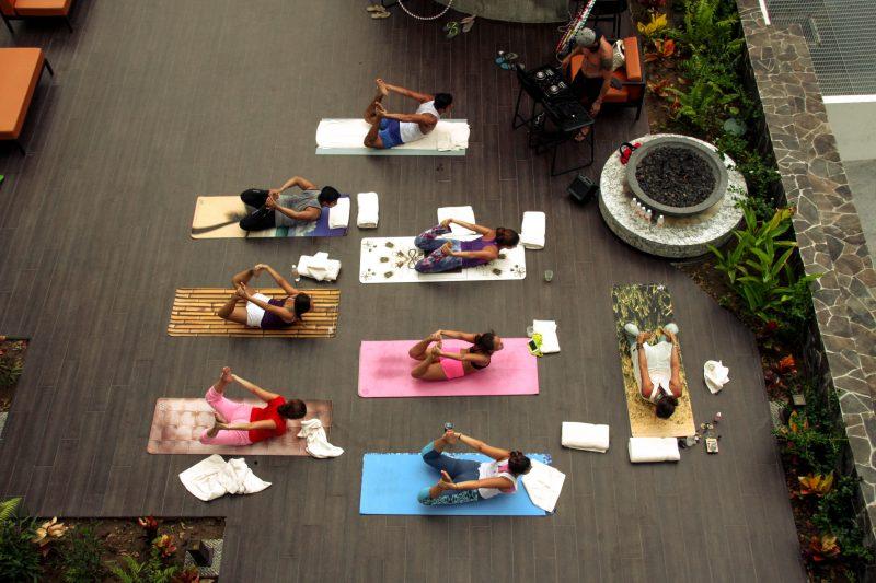 Puerto Vallarta - Yoga