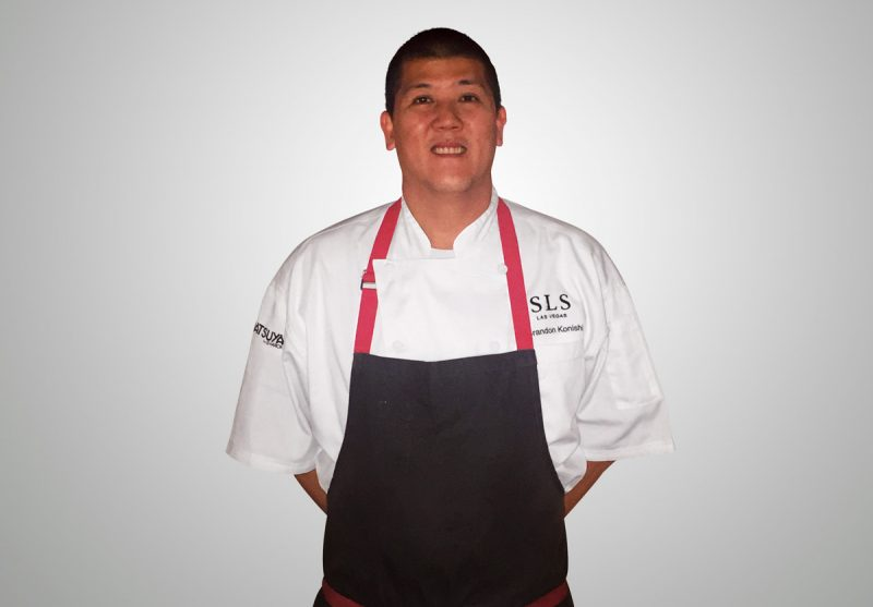 Chef Brandon Konishi