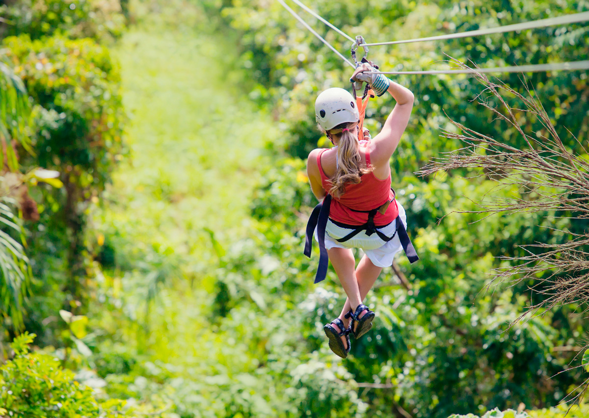 Wildwater Canopy Tours