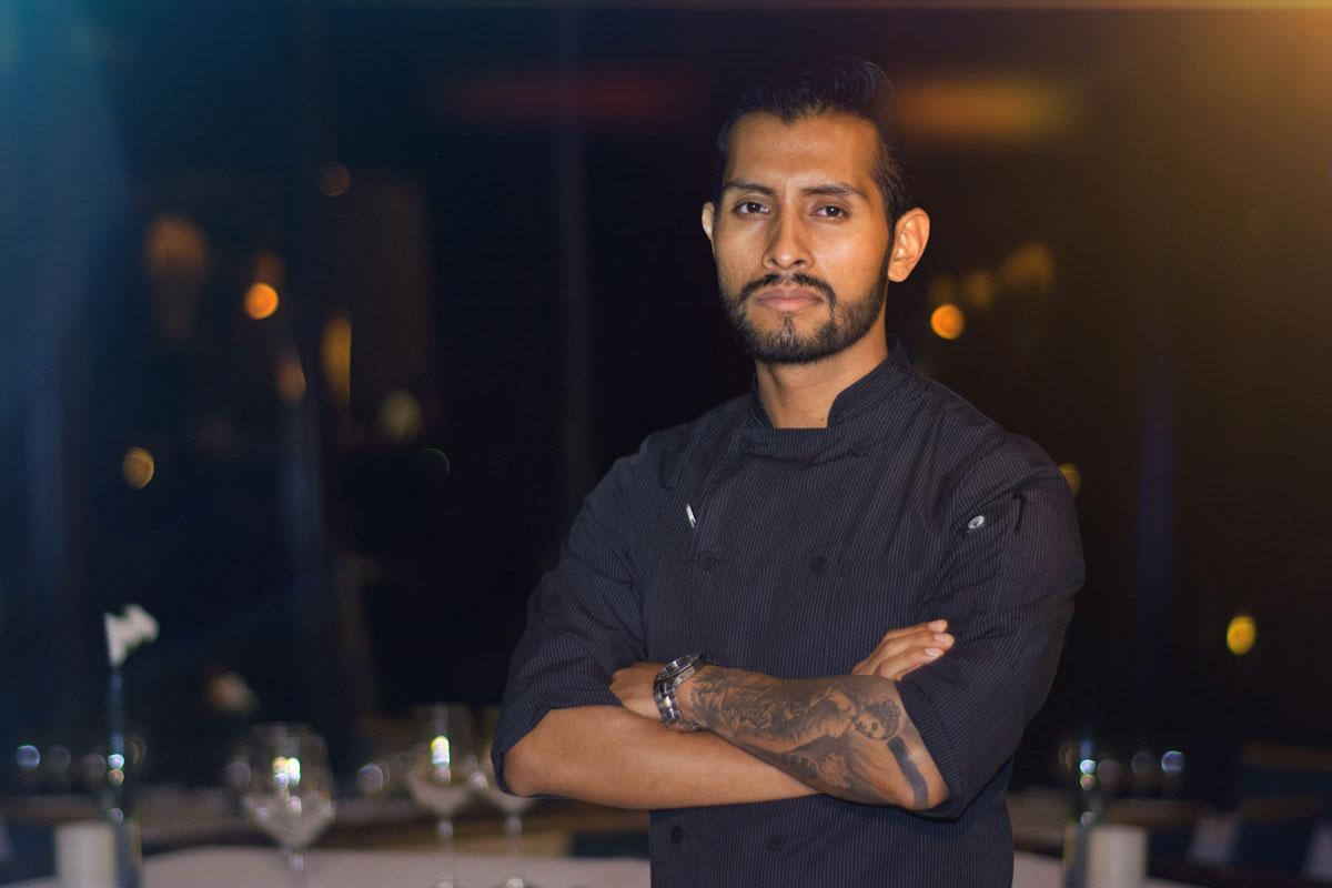 Chef Mario Castro and His Avant Garde Mexican Cuisine