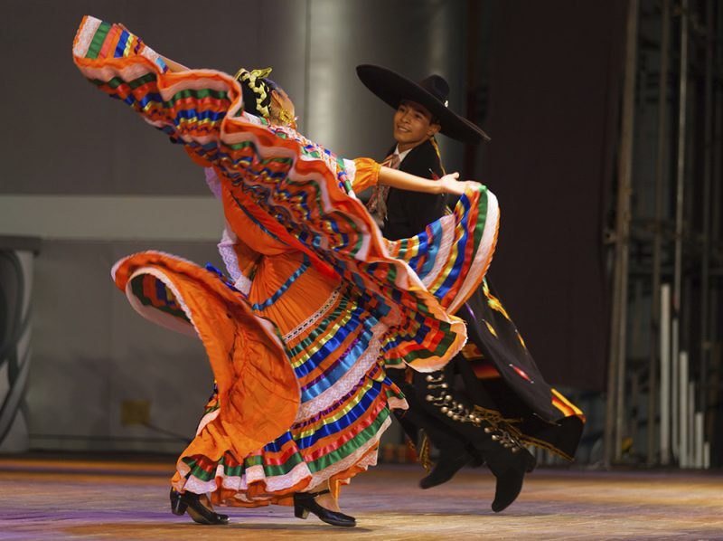 A tribute to Mexico and its traditions