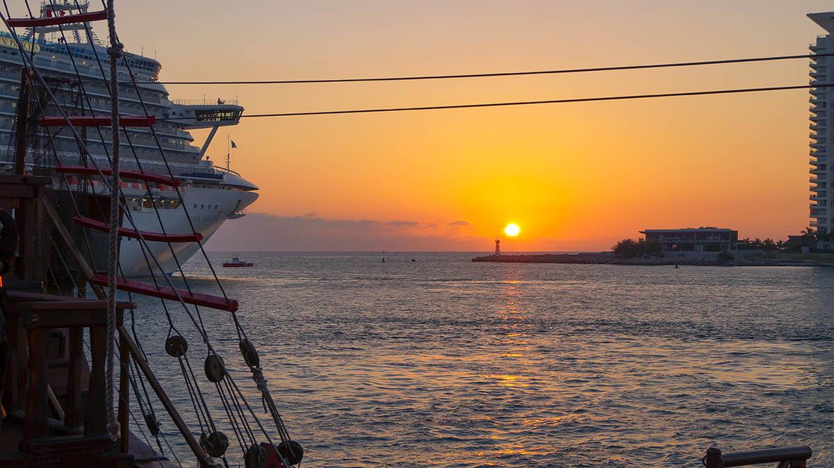Sunset Cruise in Puerto Vallarta