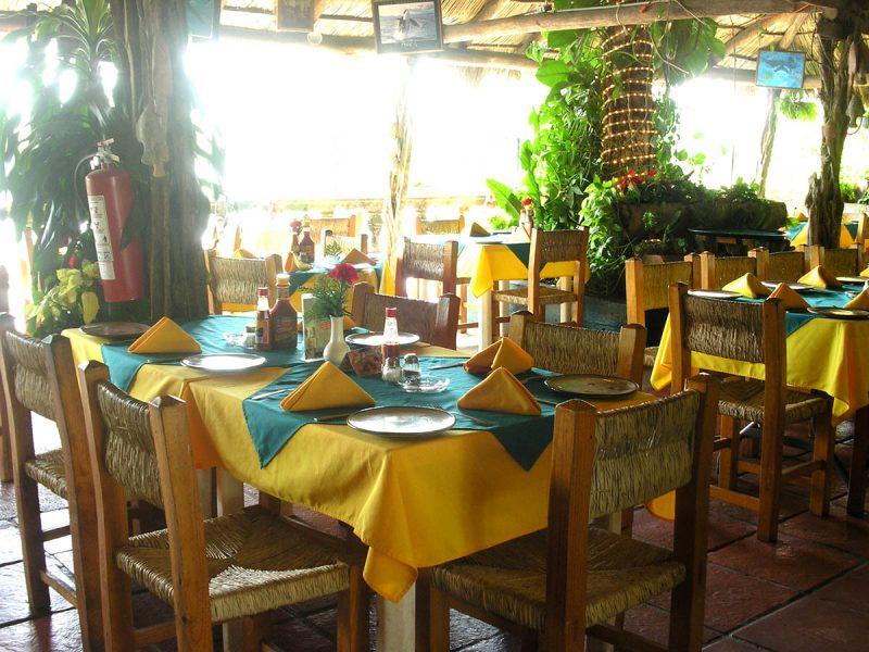 Mariscos Tino's Restaurant Puerto Vallarta