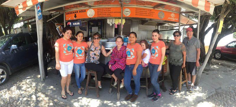 Marisma Seafood Restaurants in Puerto Vallarta