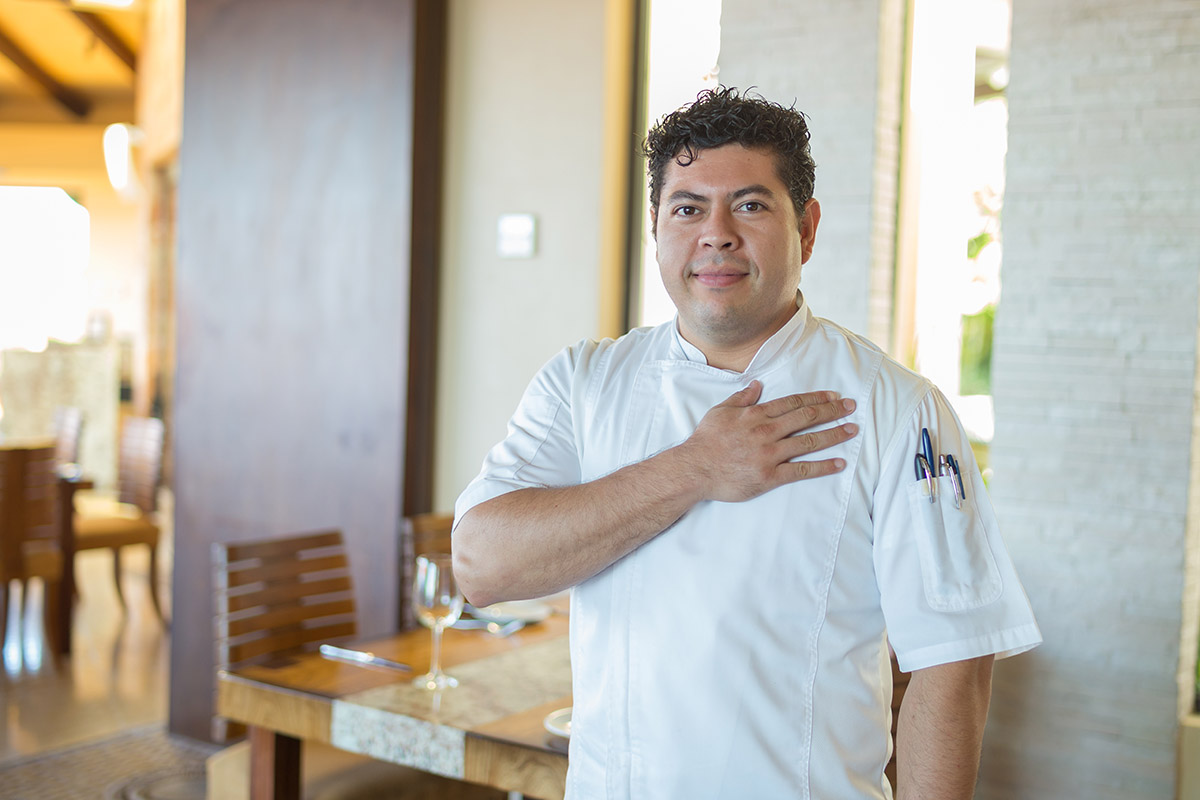 BocaDos' Chef Alvaro