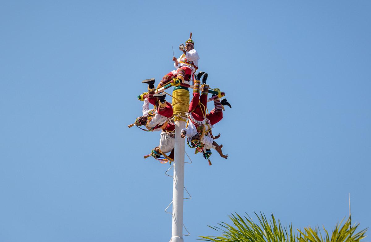 Puerto Vallarta's Voladores de Papantla