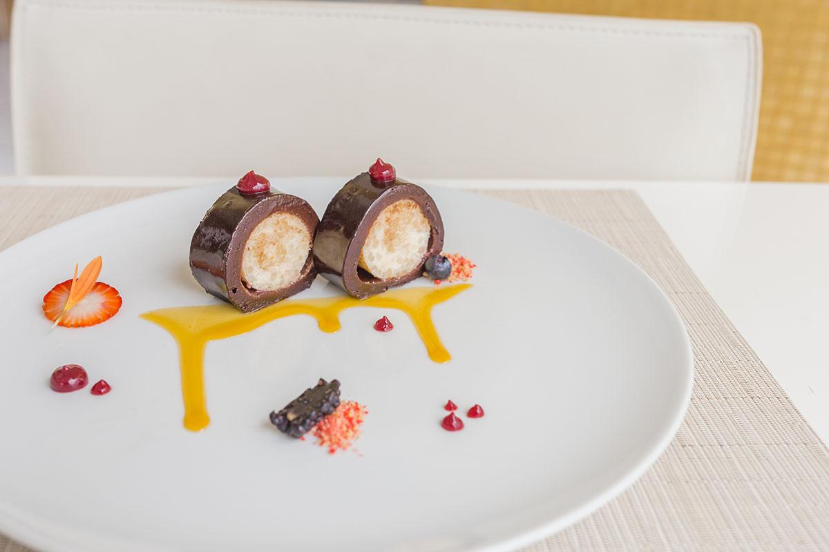 Desserts at Hiroshi at Hotel Mousai Puerto Vallarta