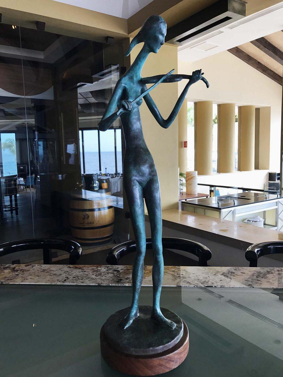 Garza Blanca Resort New Art