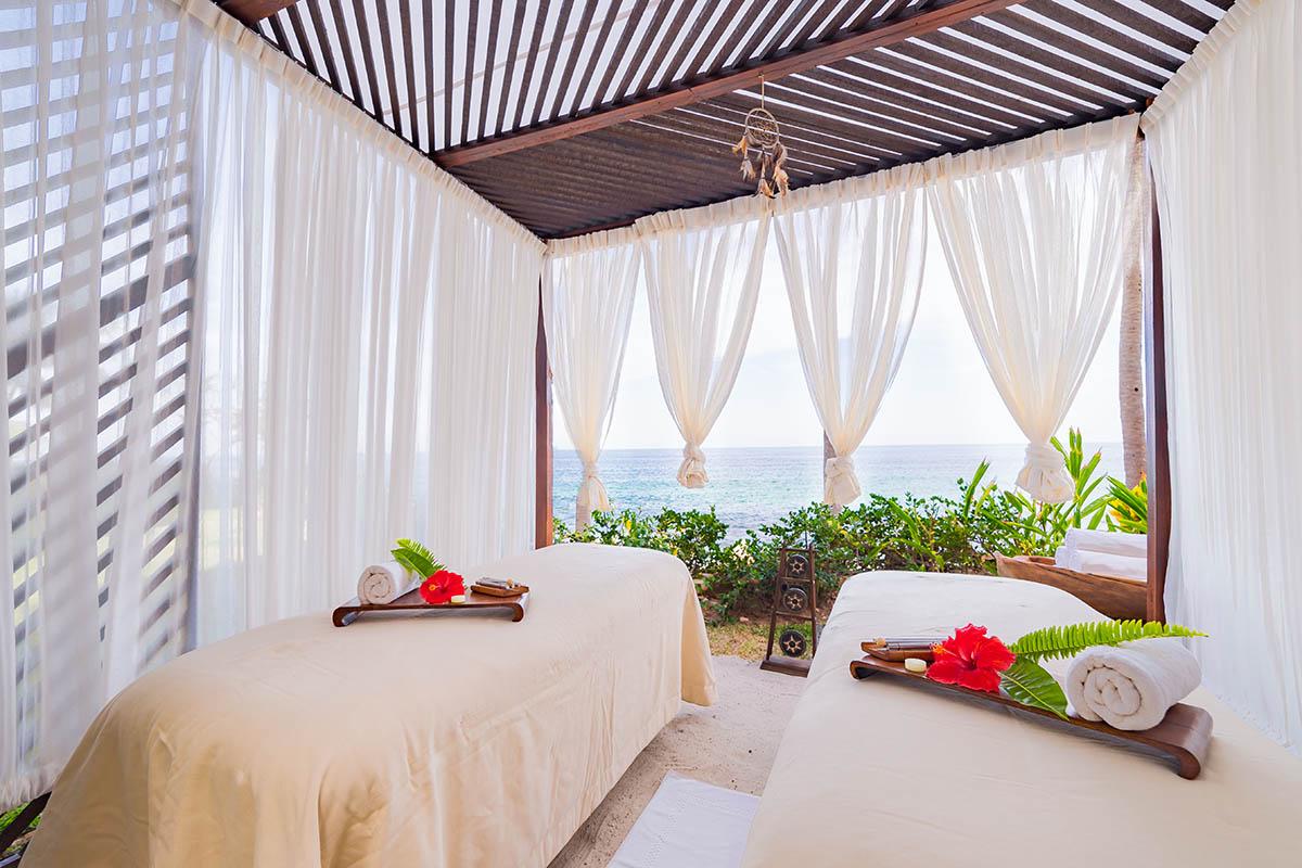 New Spa Imagine Massage Cabana