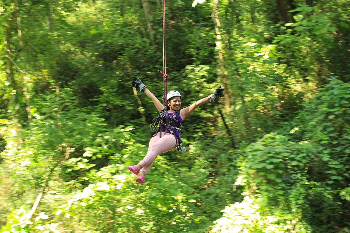 Puerto Vallarta Canopy Tour Adventures