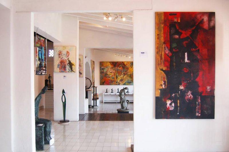 Puerto Vallarta's Galería Pacífico