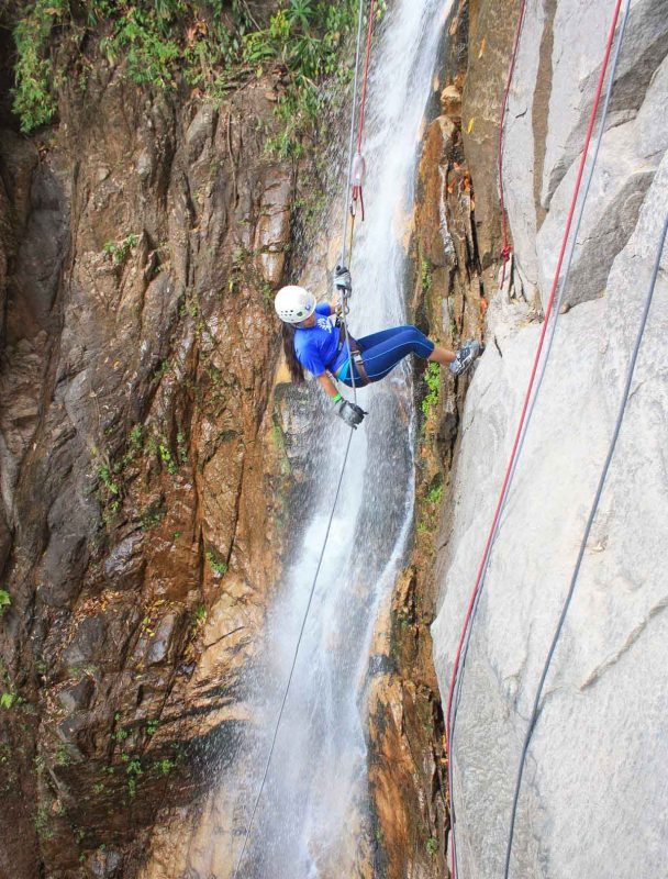Rappel - Outdoor Adventure