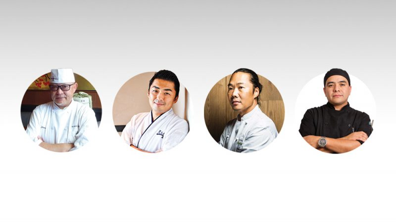 Masters of Japanese Cuisine