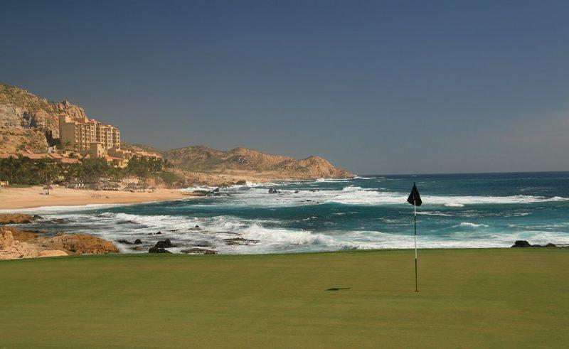 Golfing in Los Cabos