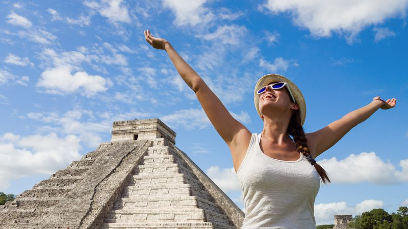 Mayan Archeological Ruins
