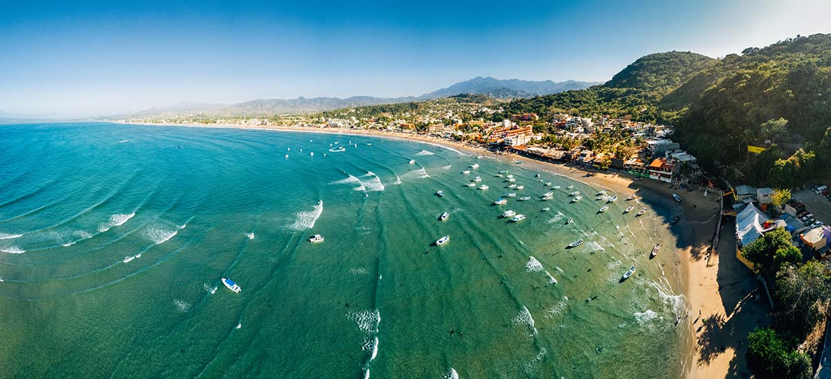 Most Popular Areas How Safe Is Puerto Vallarta During Hurricane Season