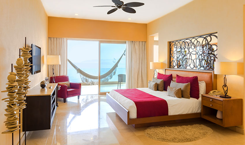 Ultra Junior Suite Garza Blanca Resort All Inclusive