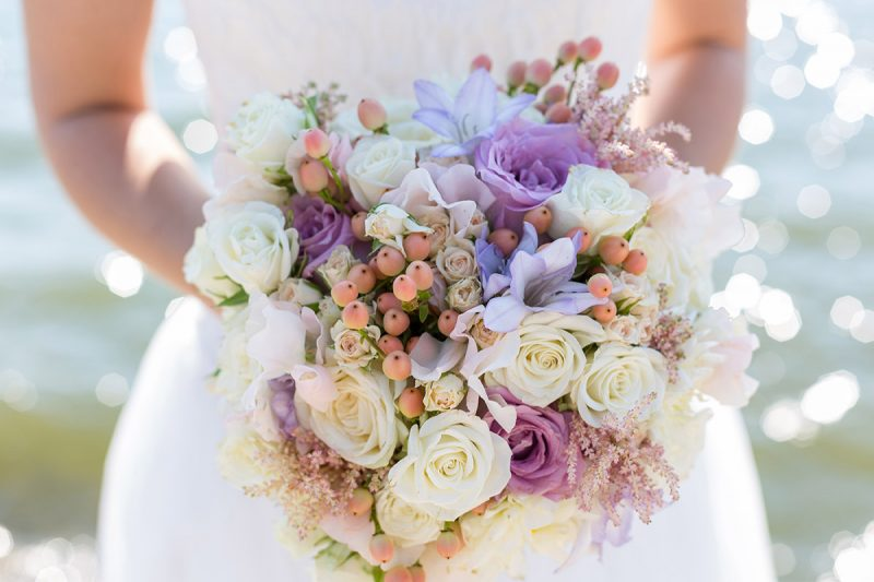 Seasonal or Imported Flowers for Your Wedding